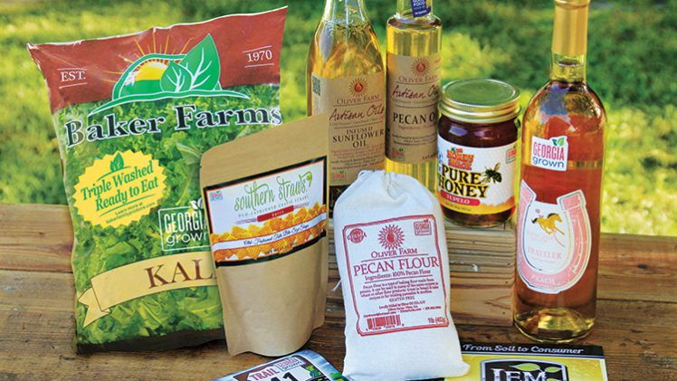 The Cook's Warehouse Partners with Georgia Grown
