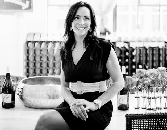 Meet Perrine Prieur, of Perrine's Wine Shop