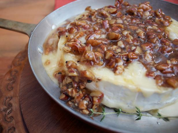 Entertaining Recipe: Maple Pecan Baked Brie