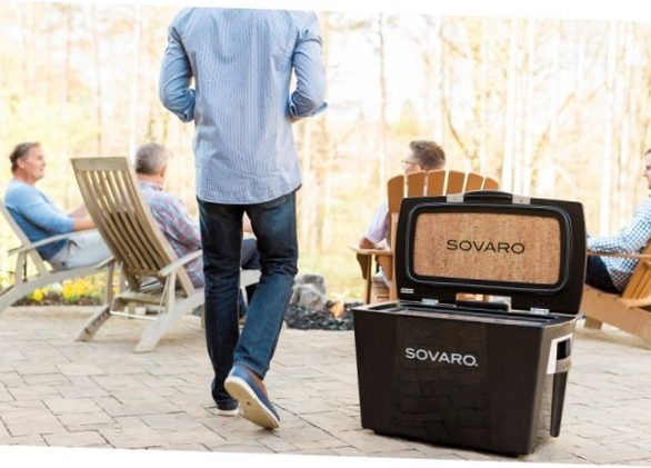 Holiday Gift Idea: Sovaro Hard-Sided Cooler