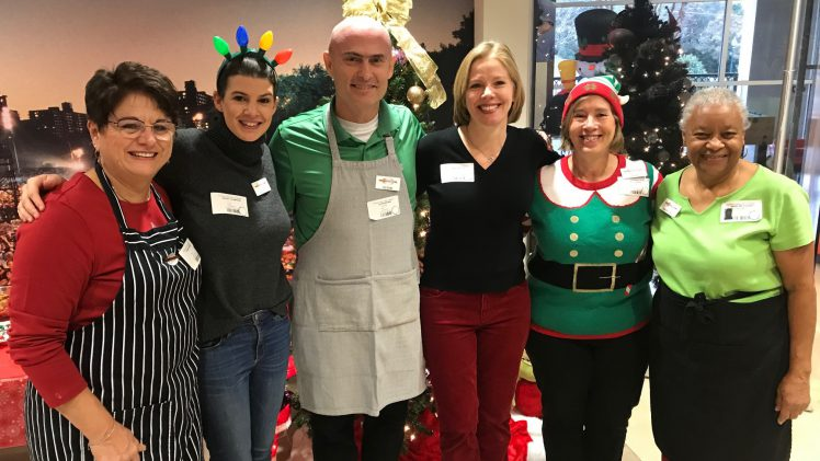 'Tis the Season: Gingerbread House Decorating at Children's Healthcare of Atlanta