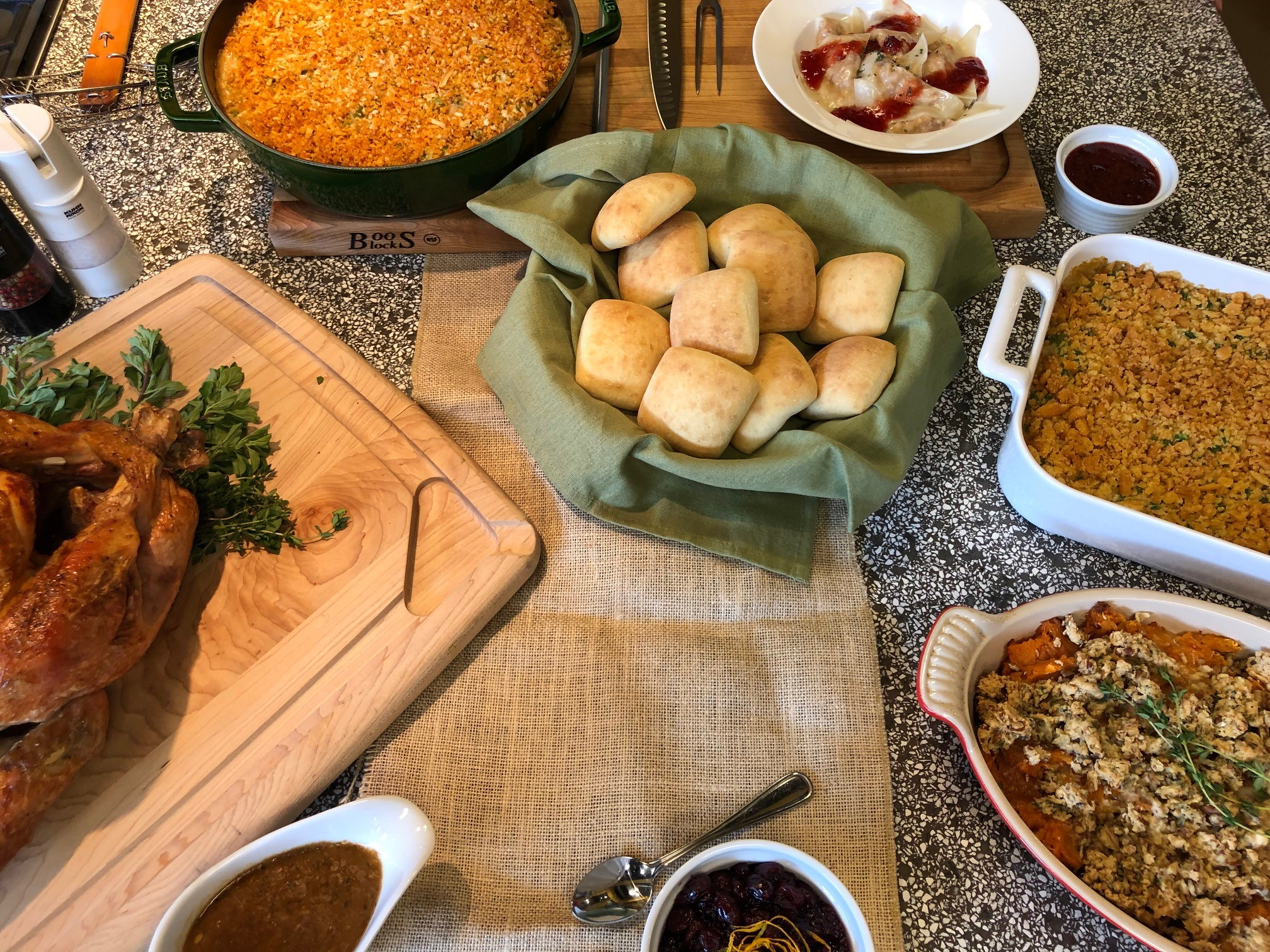 Thanksgiving Leftovers with Fox 5 featuring Mary Moore & Paul Milliken